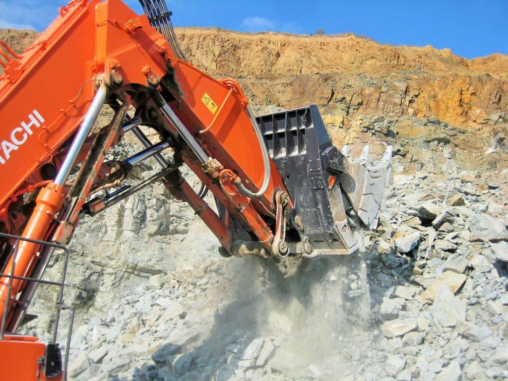 Attachments for excavators - LOC-matic GmbH - HD
